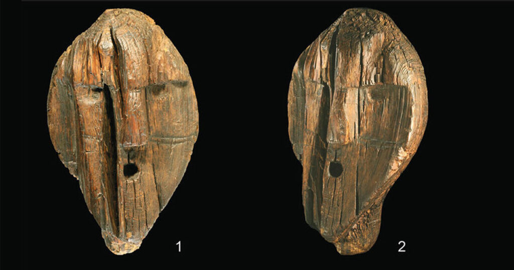 This Wooden Shigir Idol Discovered In 1890 Is Twice As Old as Stonehenge and the Pyramids