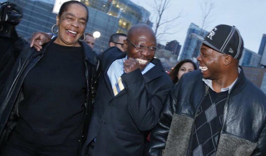 Clearance Moses-EL found not guilty after spending 28 years in prison