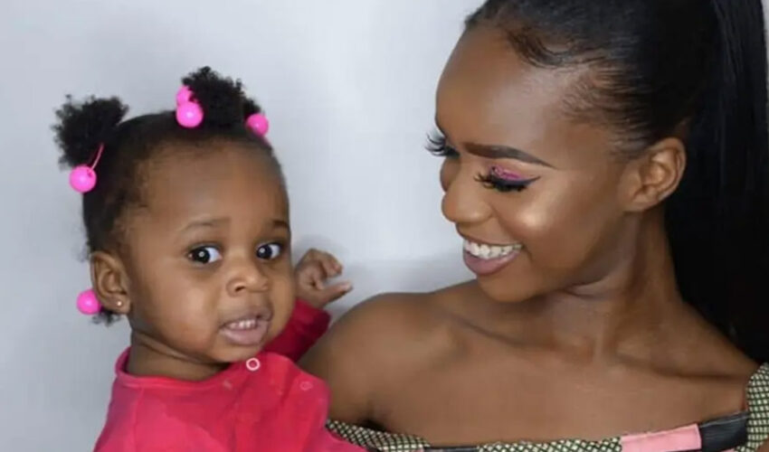 Verphy Kudi left her daughter alone for 6 days