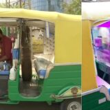 Javed Khan sold his wifes jewellery to convert his auto rickshaw into ambulance