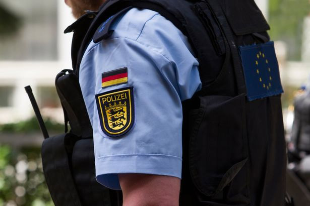 German Police have arrested 4 members working on the website