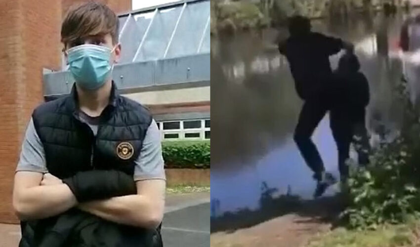 'Everyone Makes Mistakes' Says Teen Who Kicked 74-Year-Old Man Into River, Jailed For 10 Weeks