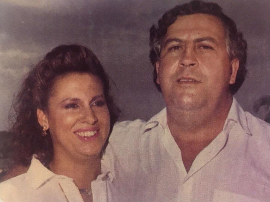 Maria victoria henao and pablo escobar