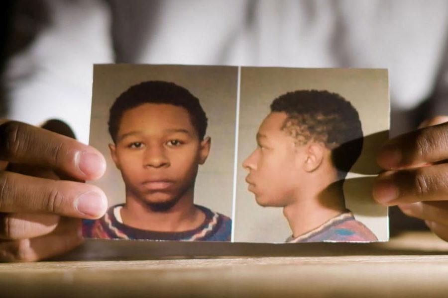 Jarrett Adams when he was arrested after graduating high school