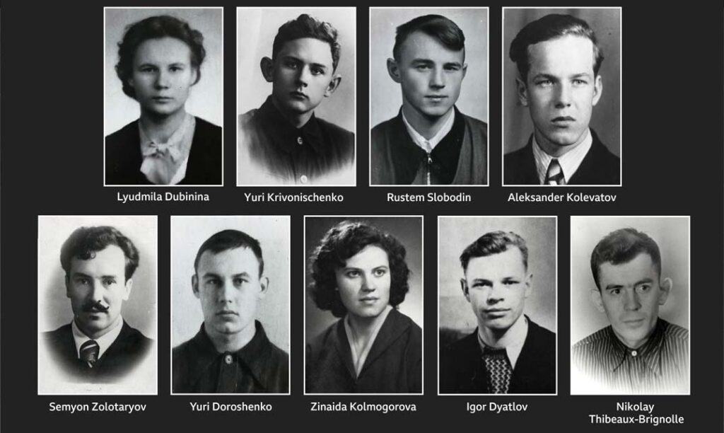 Who was a part of the hiking group, and why is it called the Dyatlov Pass incident?